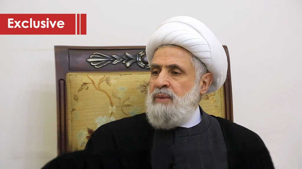 Hezbollah Deputy SG Sheikh Naim Qassem: Murderer Will Face Thousands of Hajj Soleimani's Likes Who Will Avenge Him