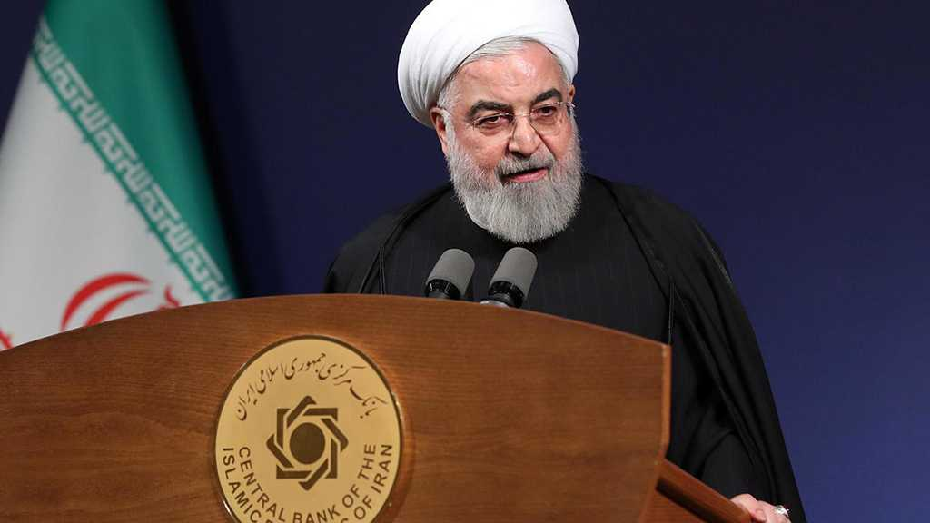 Tehran Enriching More Uranium than Before JCPOA - Rouhani