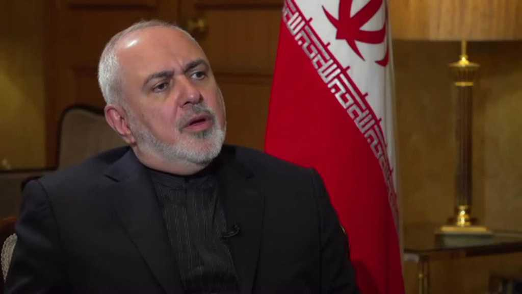 Zarif Calls for Rejecting Politicization of Ukrainian Plane Incident