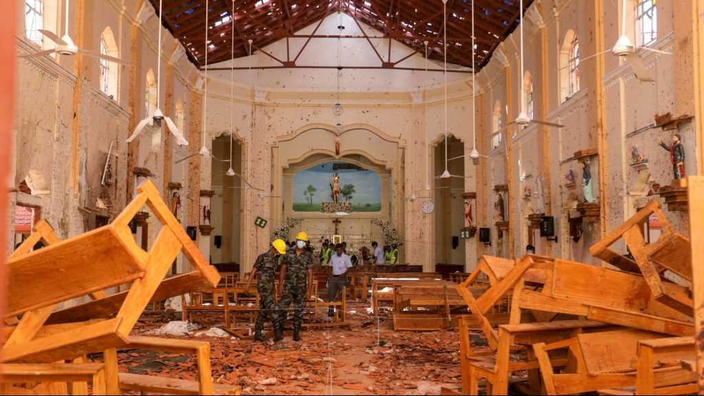Sri Lanka Lifts Ban on Drones Imposed After Terrorist Easter Attacks