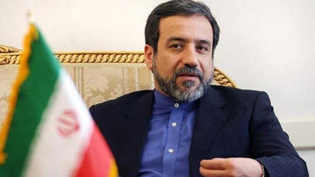 E3 Cannot Logically Activate Mechanism of JCPOA Dispute Settlement - Araqchi