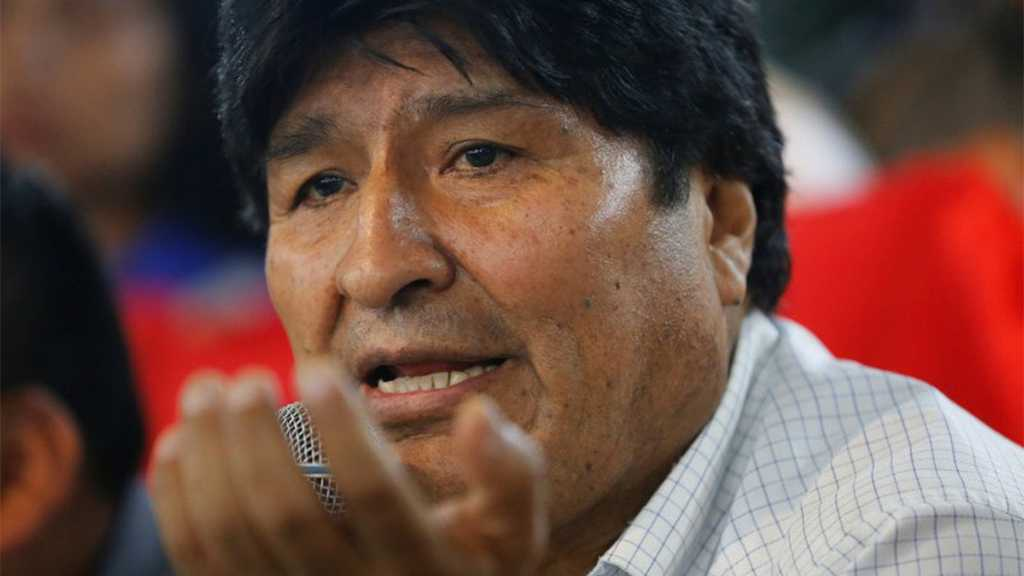 Morales Announces MAS Party Candidates in Bolivia's Elections