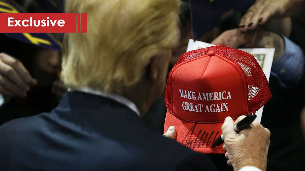 The «Make America Great Again» Man: Trump the Narcissist