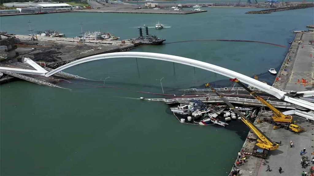 Nine Killed, One Missing in Indonesia Bridge Collapse