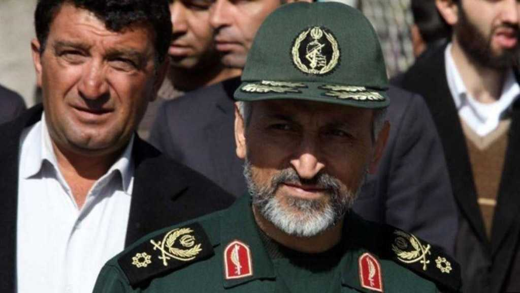 IRGC Chief Names General Hejazi as Quds Force Deputy Commander