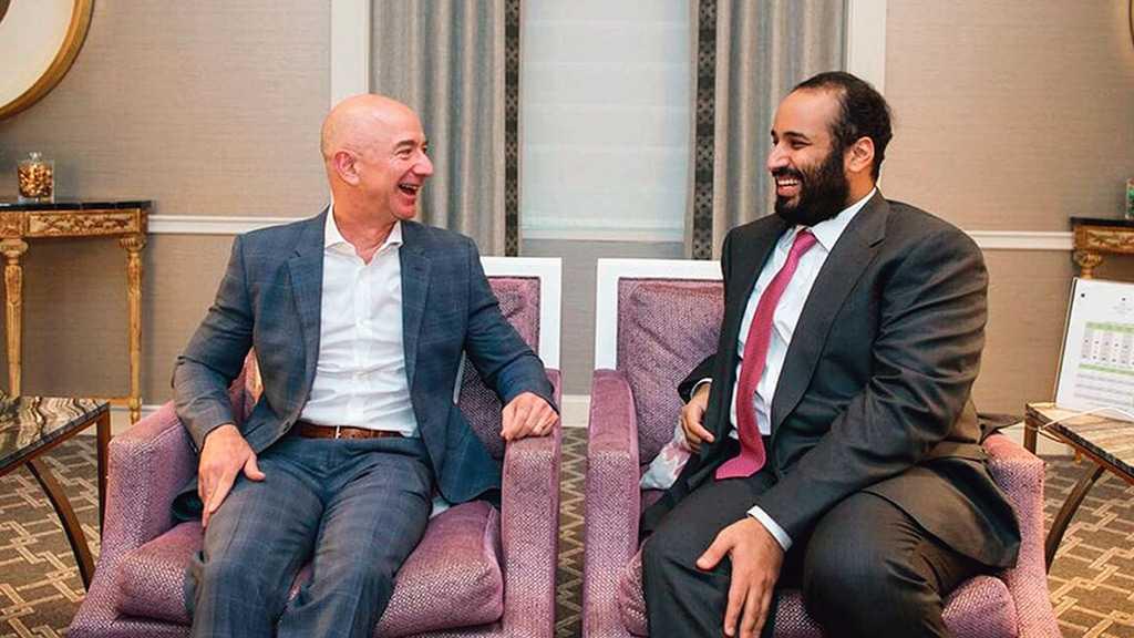 MBS Hacked Amazon Boss Jeff Bezos's Phone