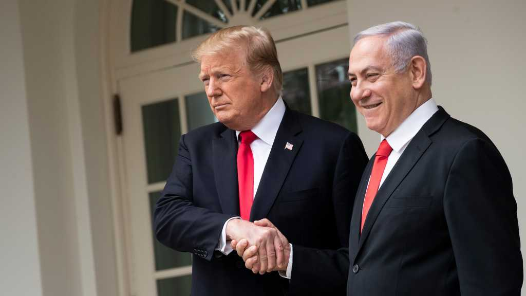 "Trump to Inform Bibi, Gantz on ""Dramatic"" Development in ""Deal of Century"""