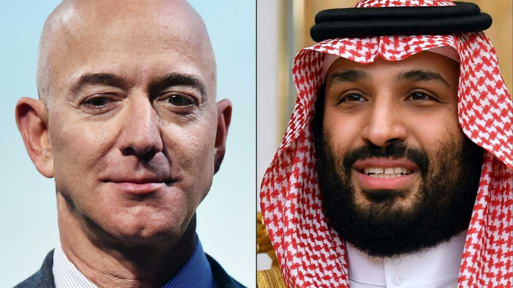 UN Experts Demand Probe into MBS's Hacking of Jeff Bezos' Phone