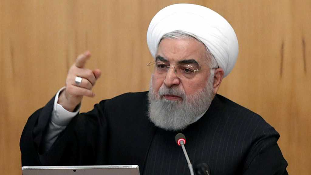 Rouhani: Europe Responsible For Any JCPOA Violation Consequences