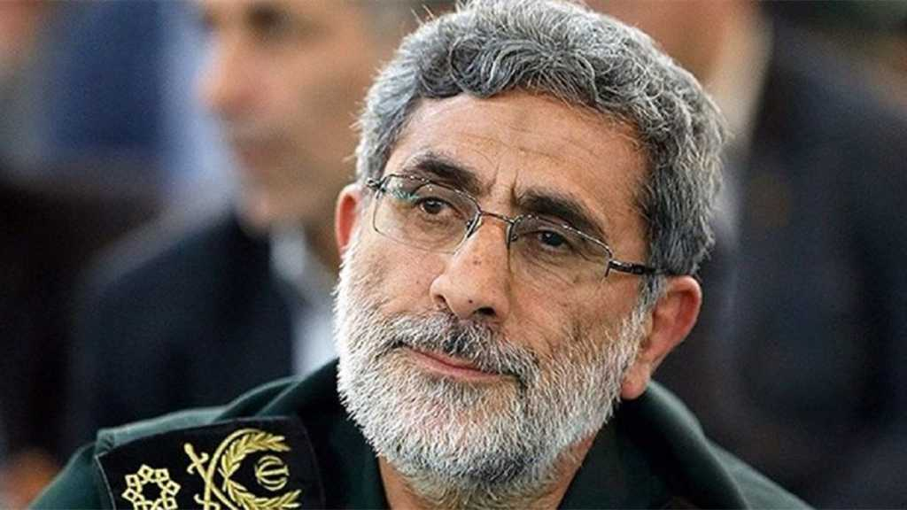 Tehran Accuses US of Officially Publicizing State Terrorism by Threatening New Quds Force Chief