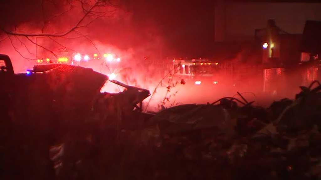 Massive Explosion in NW Houston Felt Across Region