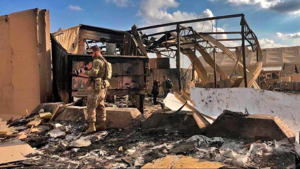 Pentagon: 34 US Soldiers Suffered Traumatic Brain Injury in Iran Strike