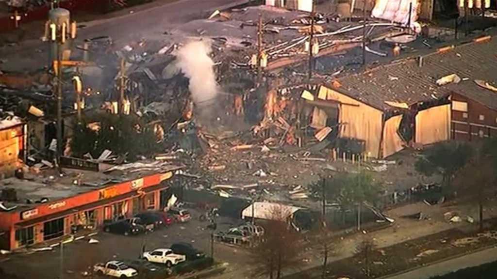 Houston Explosion: Two People Confirmed Dead in Industrial Company