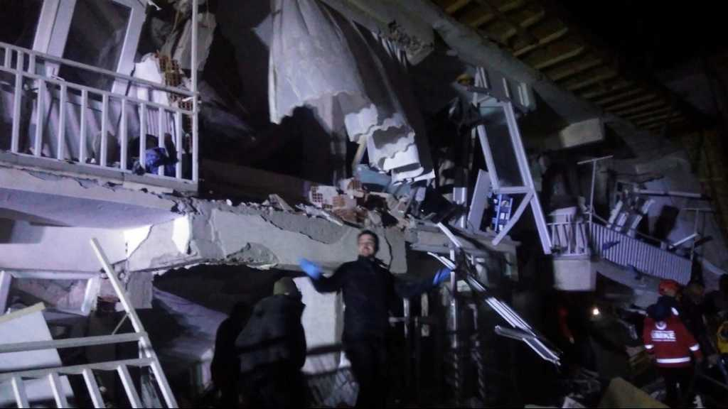 Turkey Earthquake: At Least 20 Dead, 1000+ Injured