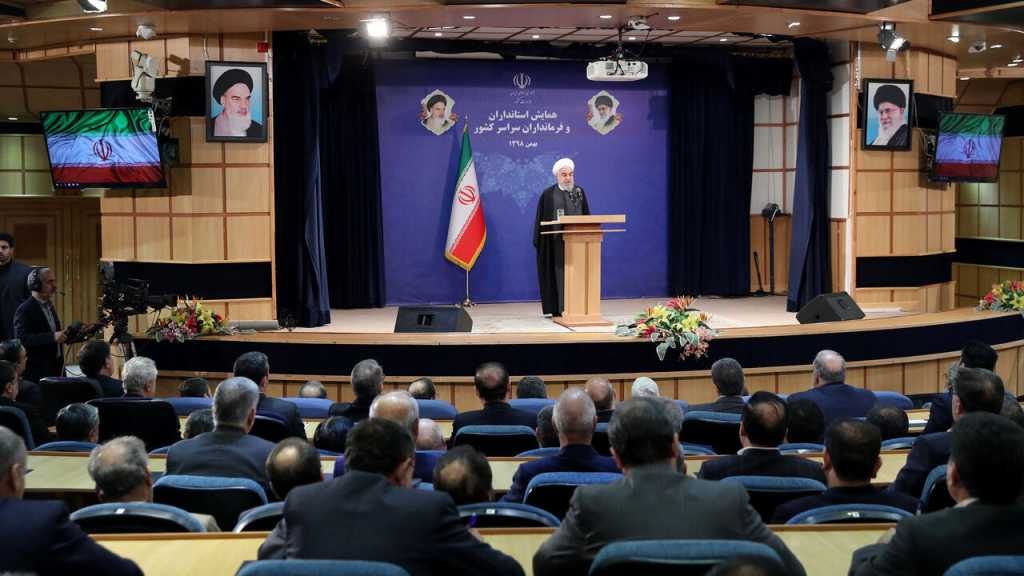 Rouhani Underlines Role of Iranian People as Eternal Source of Country's Power