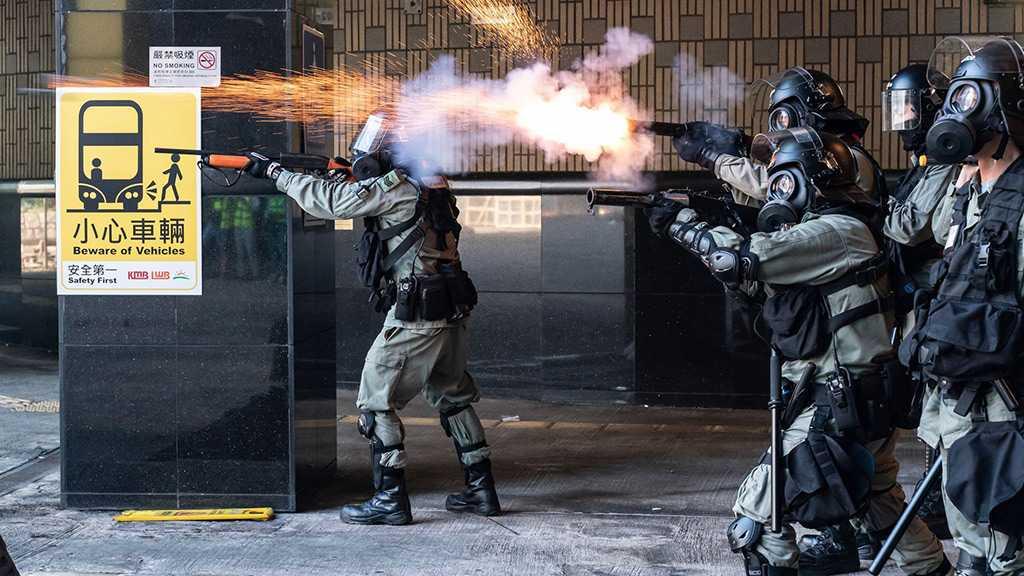 Homemade Bomb Explodes at Hong Kong Hospital Leaving No Injuries