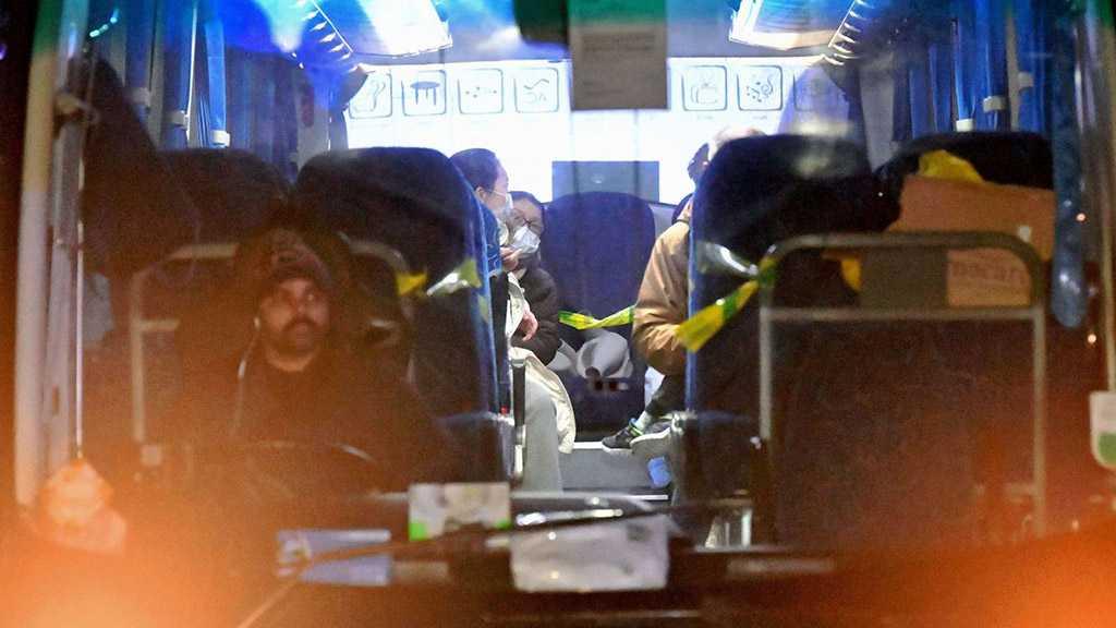 "Coronavirus Outbreak: Briton ""Taken Ill"" During Evacuation Flight from Wuhan"