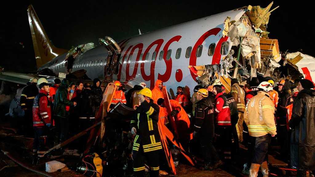 Turkey Plane Crash: 3 Dead, 179 Hurt As Jet Skids Off Runway in Istanbul