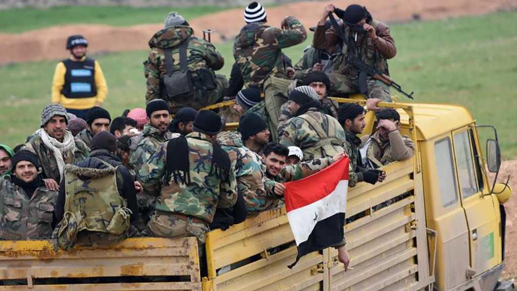Syrian Army Enters Strategic City of Sarakeb