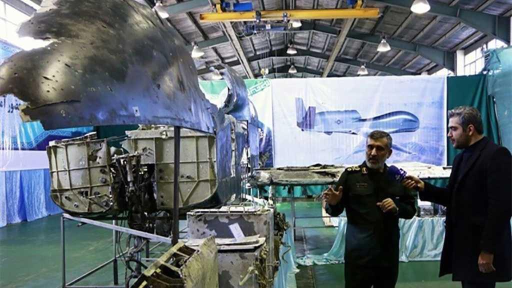 Iran Can Disable US Global Hawk from Tehran - IRGC Aerospace Commander