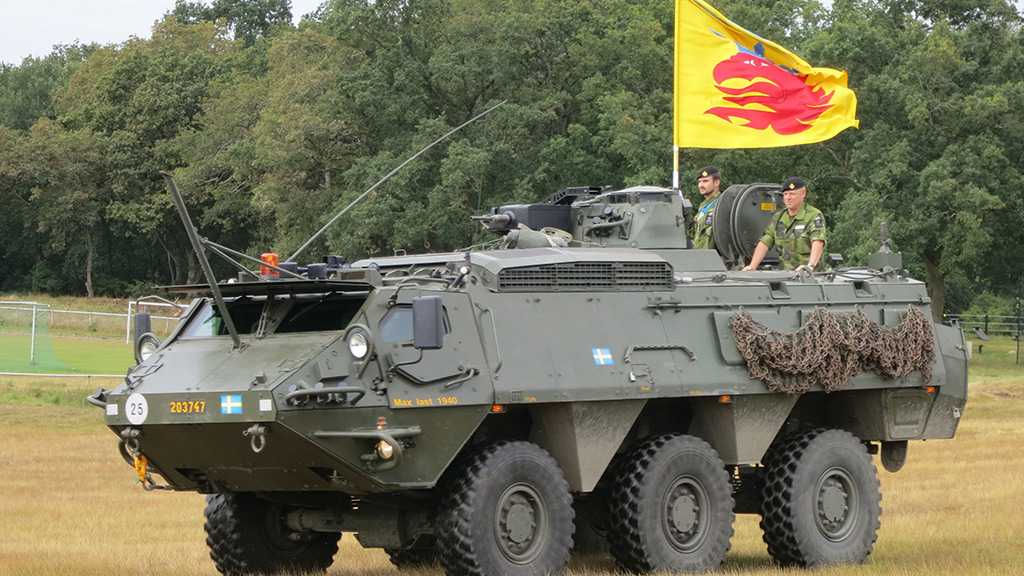 Two Armored Vehicles Hijacked From Swedish Military