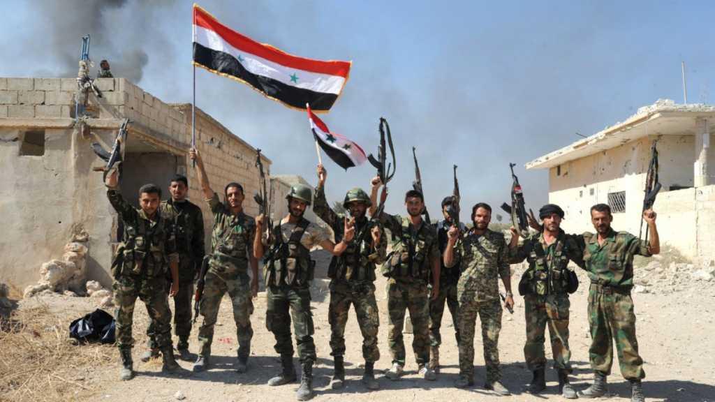 Syrian Army Recaptures Strategic Region in Aleppo