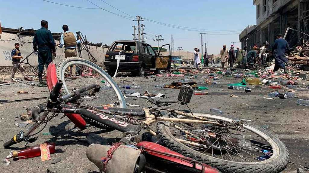 Afghan Capital Hit By Suicide Attack, Casualties Feared