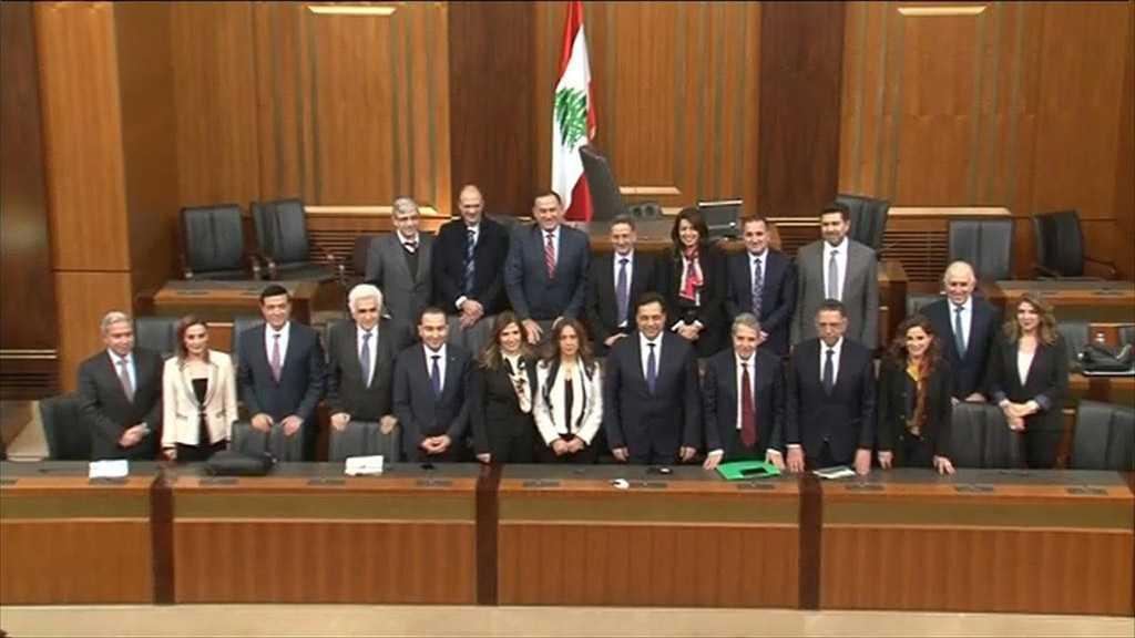 Lebanon Government Wins Confidence Vote, Protests Continue