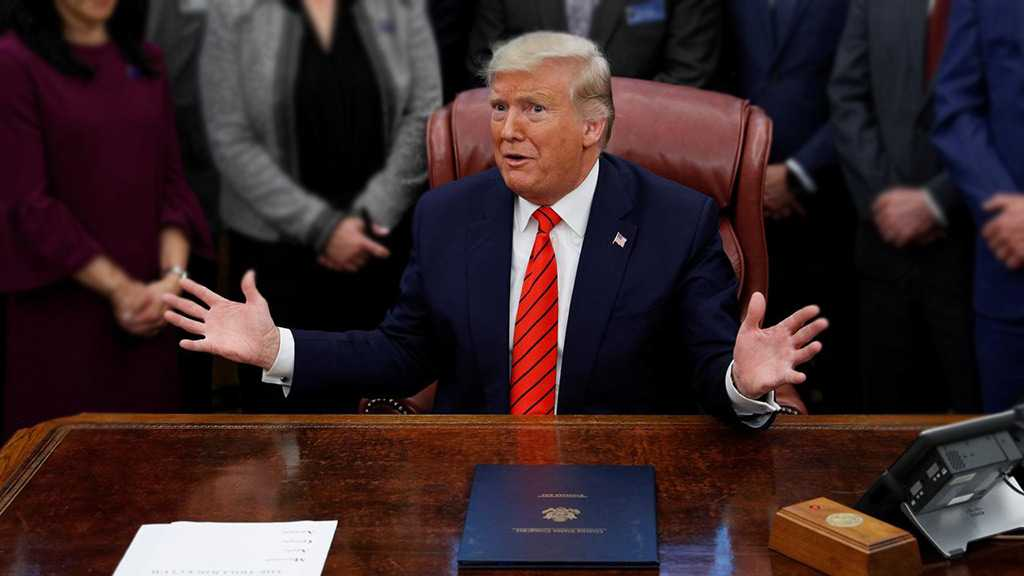Trump Warns Senate Not to Curb His War Authority on Iran