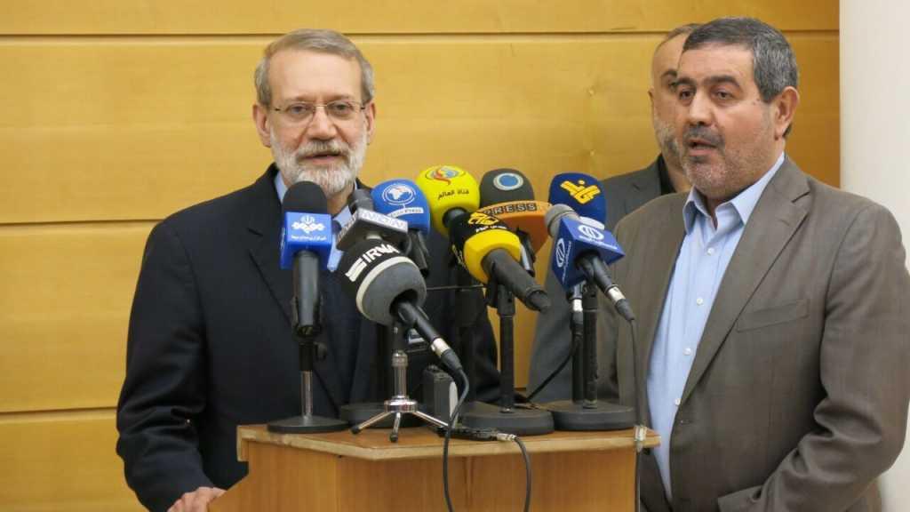 Iran Favors Free, Independent, Flourishing Lebanon - Larijani