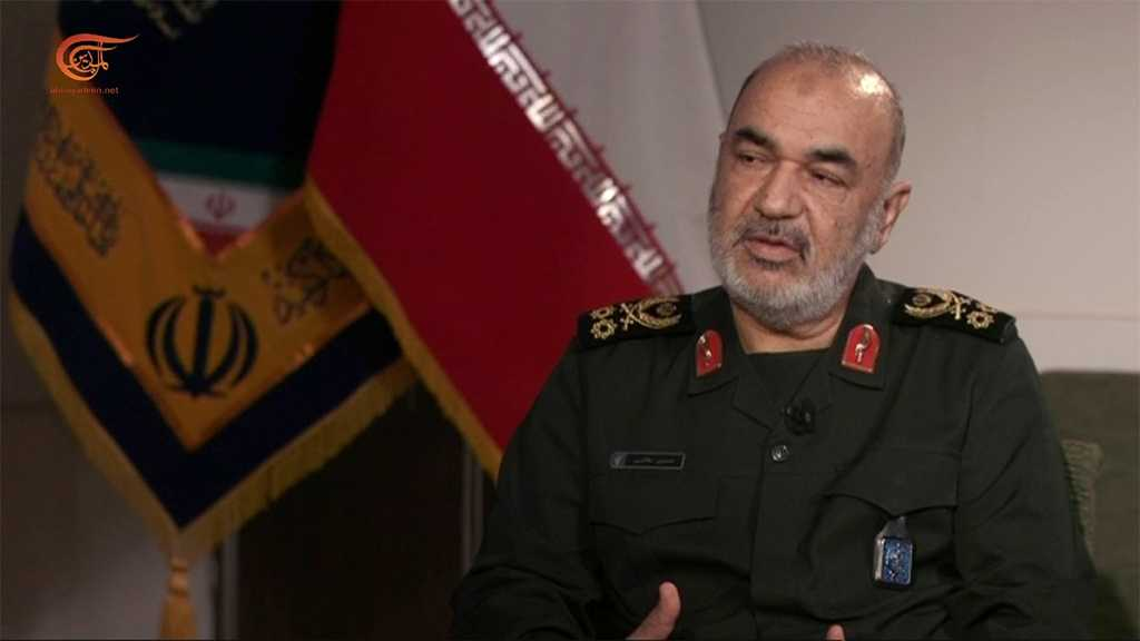 Ain Al-Assad Attack Legitimate Defense, All 'Israeli' Positions within IRGC Missiles Reach - Salami