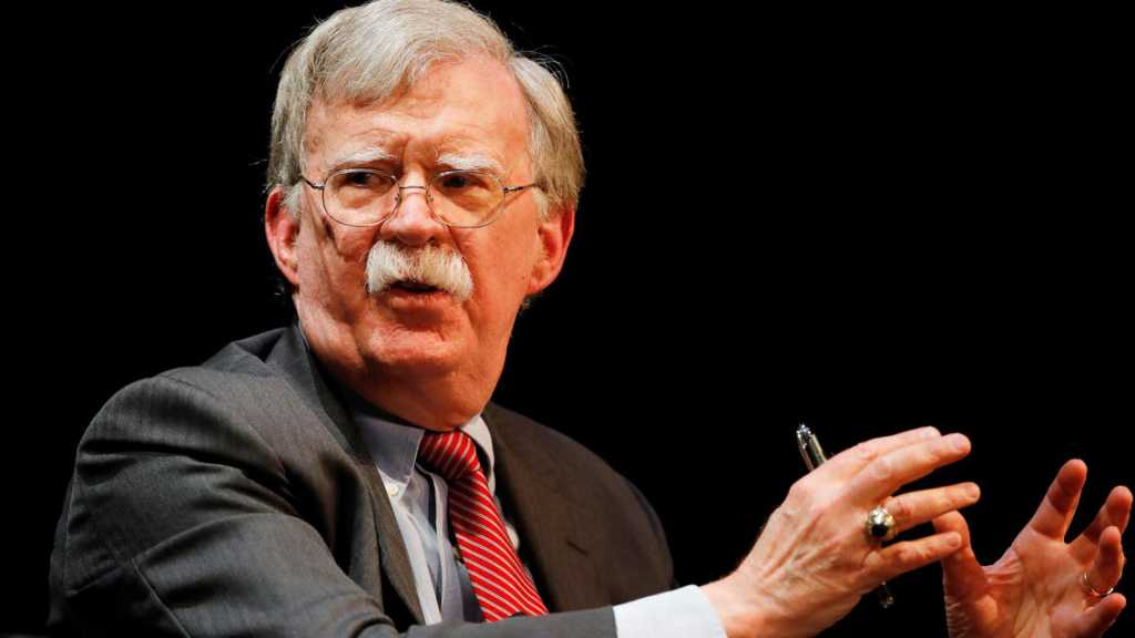 Bolton Decries White House 'Censorship' In Rare Public Remarks on His Book