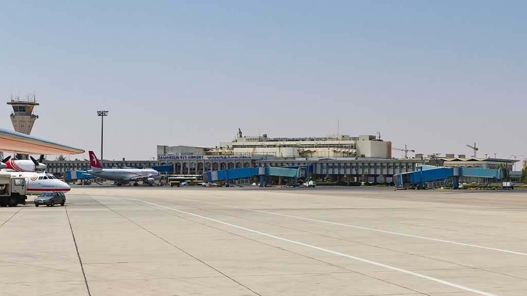 Aleppo Int'l Airport Resumes Ops, 1st Flight on Wednesday
