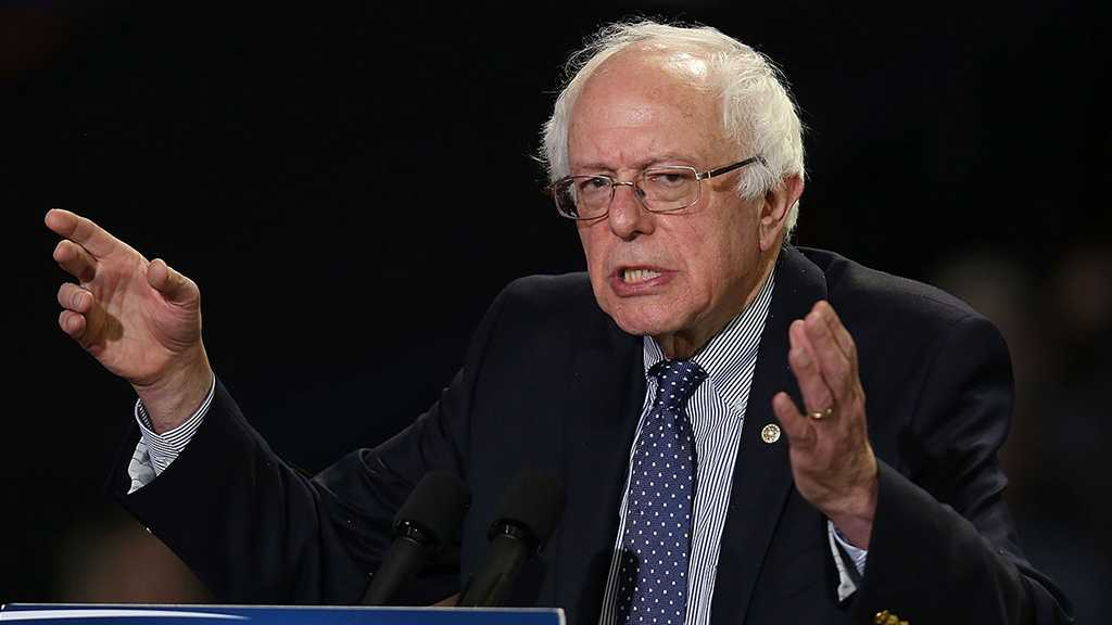Sanders: Saudi Arabia's Rulers Are Murderous Thugs