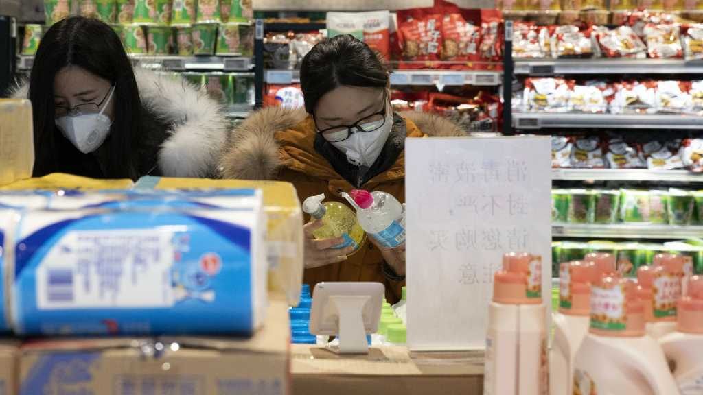 New Coronavirus Cases in China Fall again as Deaths Top 2,000