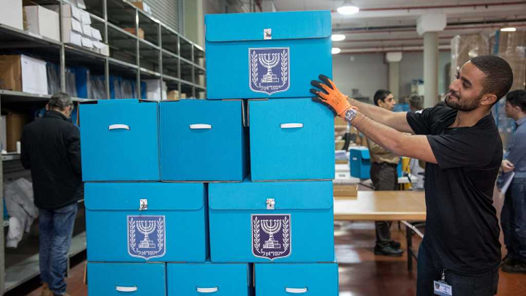 'Israeli' Elections: Voting Abroad Ends, Turnout Lower than Last Two Rounds