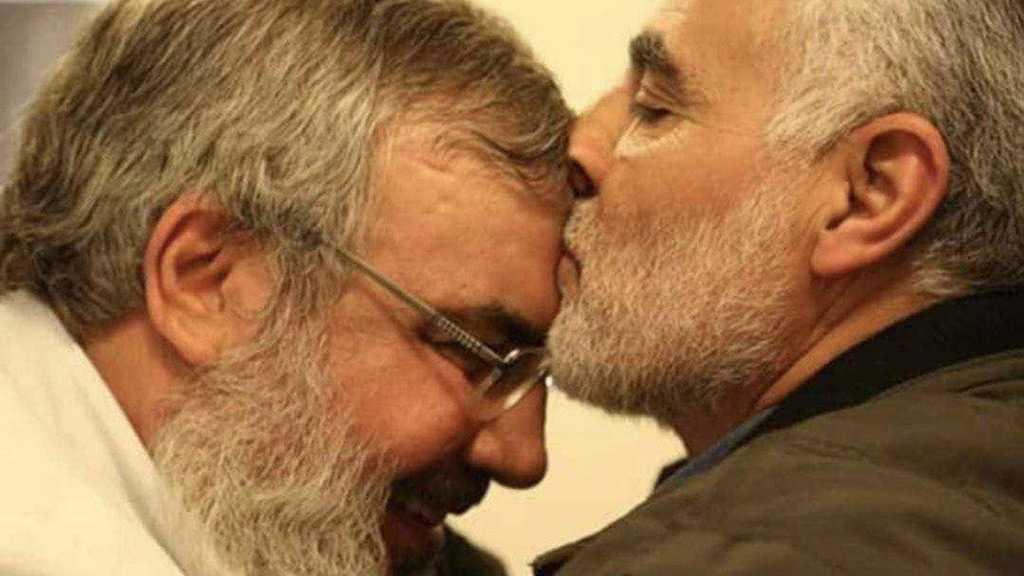 Never Ending Altruism: Sayyed Nasrallah and Haj Qassem Soleimani