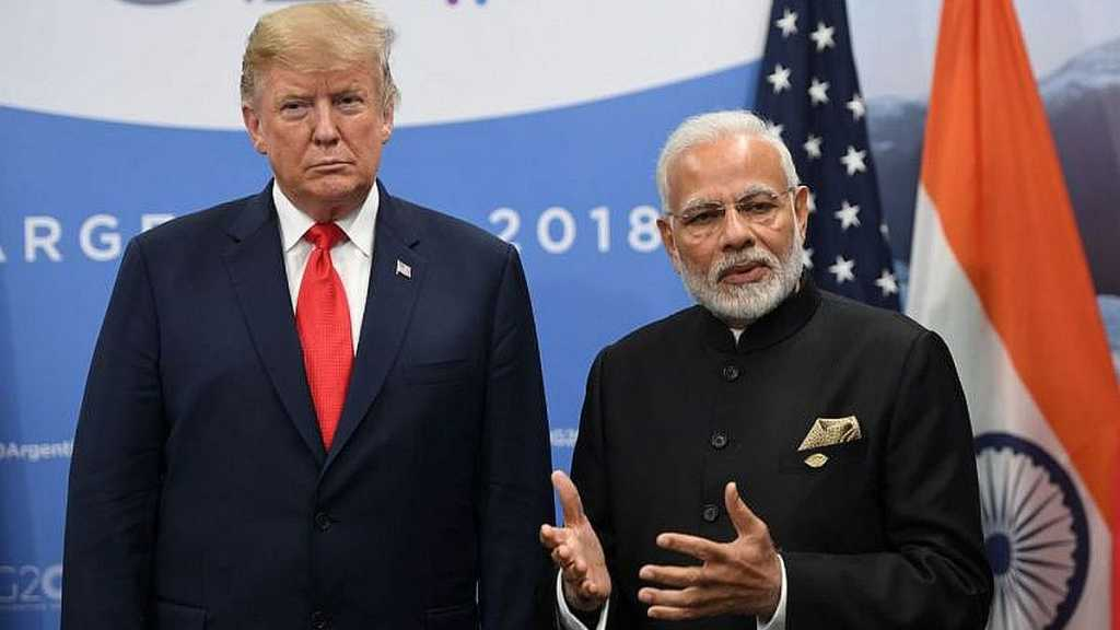Mega Rally as Trump Begins First Official India Visit