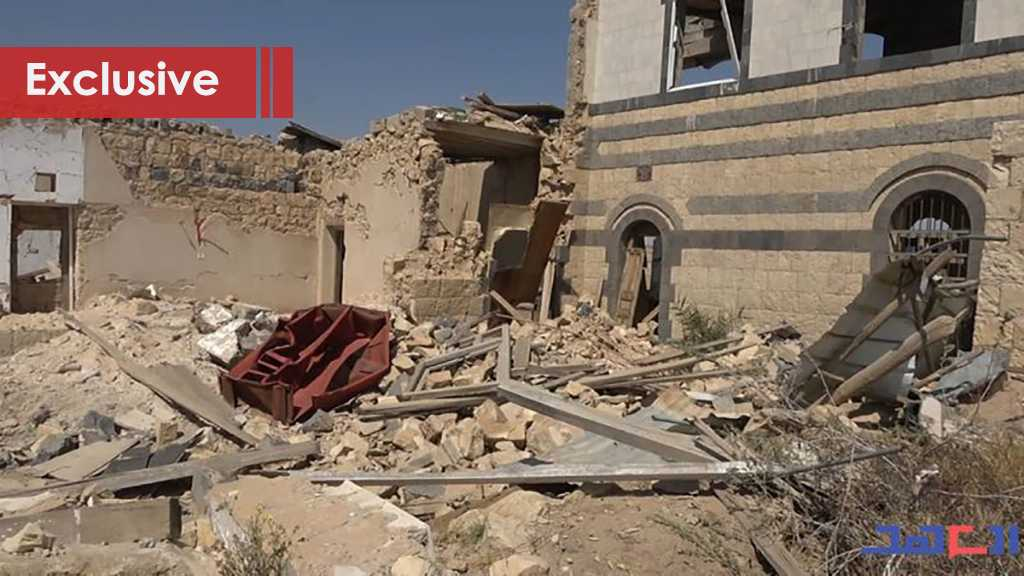 Nihm: One of Yemen's Liberated Districts Exhausted by Destruction & Under Threat of Raids