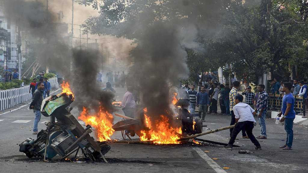 India Riots Claim at Least 20 Lives