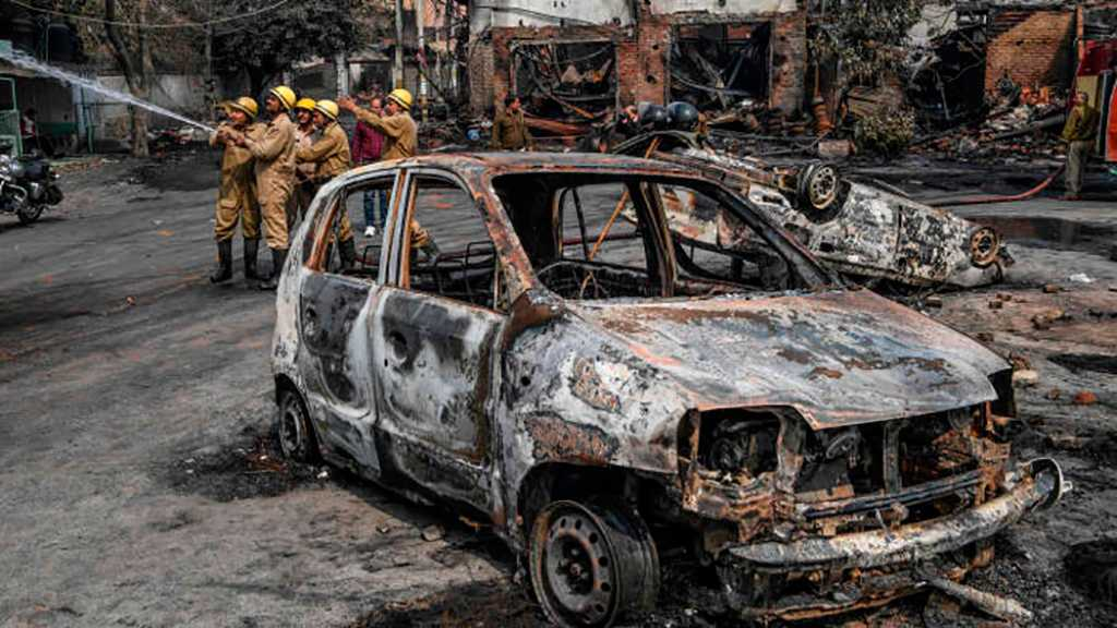 India Riots: 'We Were Attacked Because We Are Muslim'