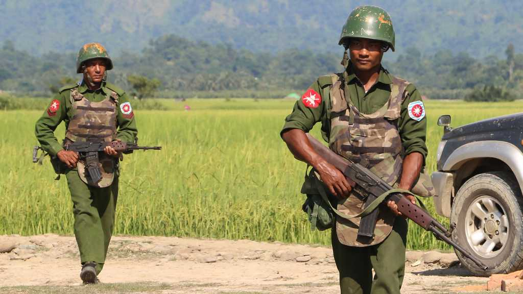 Myanmar Crackdown: Army Kills Child, Four Rohingya Muslims in Rakhine State