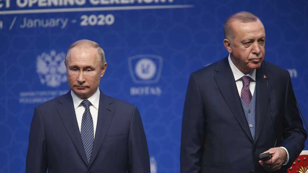 Erdogan to Visit Russia on March 5