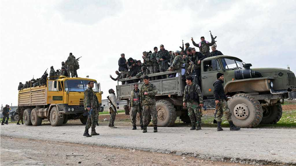 Syrian Army Units Enter Saraqeb City after Fierce Clashes With Turkish Regime-backed Terrorists