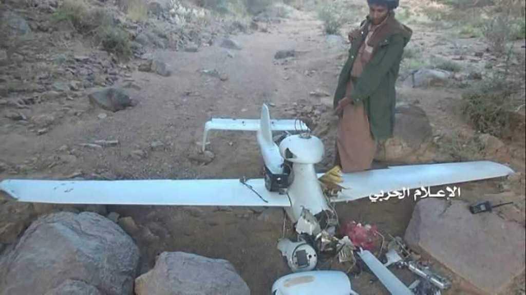 Yemeni Resistance Downs Yet another Saudi Spy Drone over Hudaydah