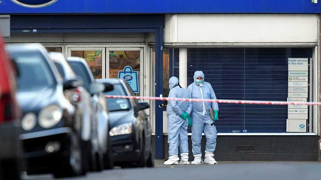 UK Police Will Only Respond to Serious Crimes in Event of Mass Coronavirus Outbreak