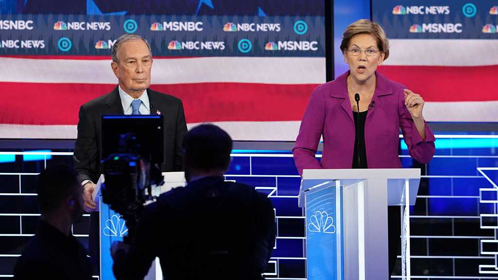 Bloomberg Says He Did Not Realize Elizabeth Warren Was Still in Democratic Race