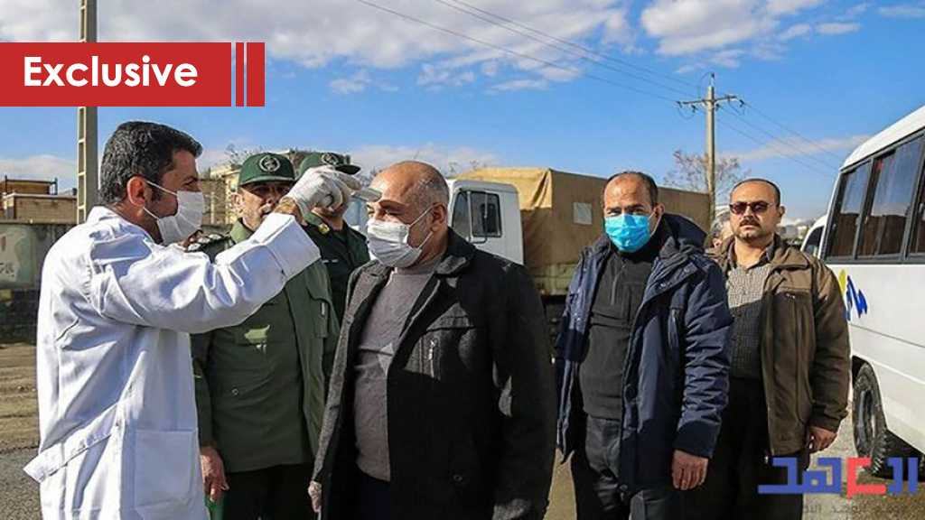 Head of Iran's Medical Mobilization Organization to Al-Ahed: We're Bringing the Coronavirus under Control