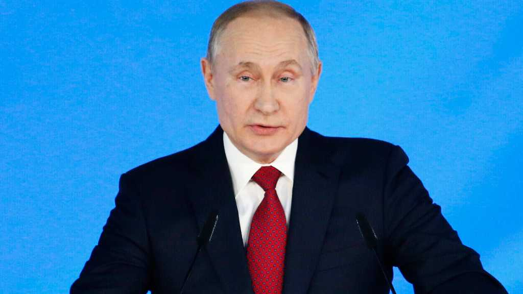 Putin Announces Agreement on Cessation of Hostilities in Idlib