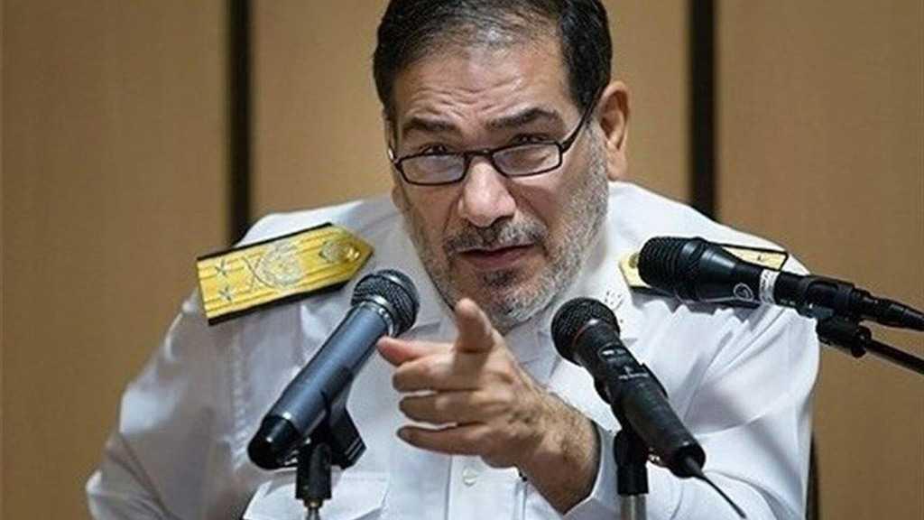 Shamkhnai: Sanctions Virus More Dangerous to Int'l Security than Corona